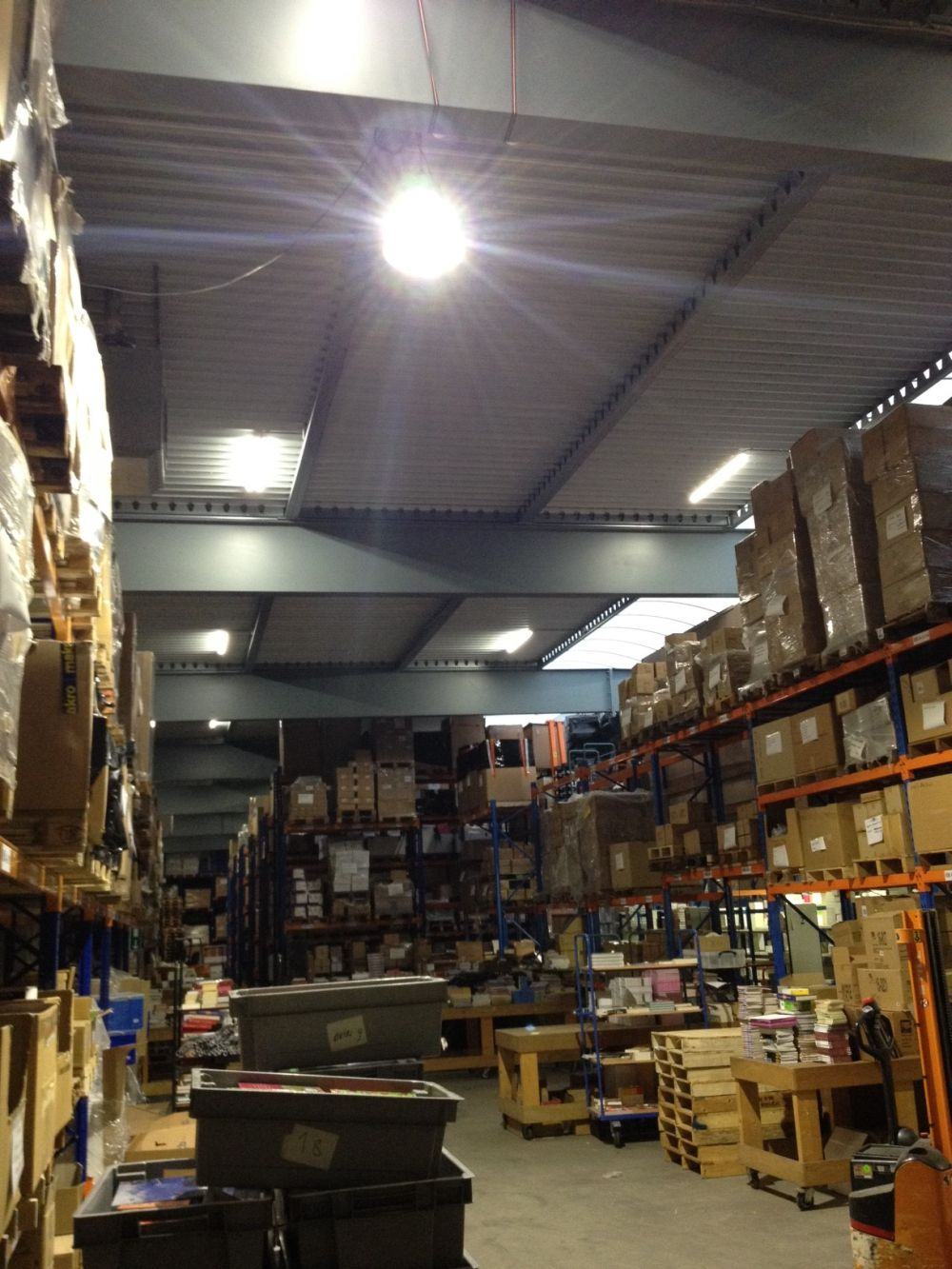 Led High Bay 200 Watt - EcoBright