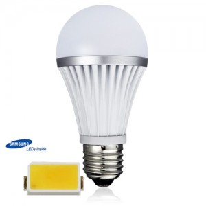 Led lamp E27 7 Watt