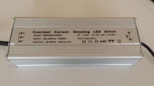 Dimbare led driver voor led paneel Pro