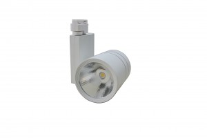 Led railspot 20 Watt 4000K/wit 3-fase