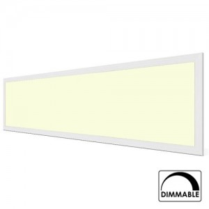 Led paneel 120x30 3000K warm wit Pro (dimbaar)