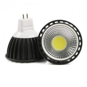 GU5.3 led spot (MR16) 4000K/wit 12V