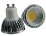 Led spot GU10 COB warm wit
